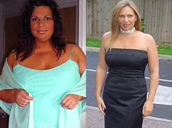 Natalie lost 4.5 stone with the Food Coach, Essex